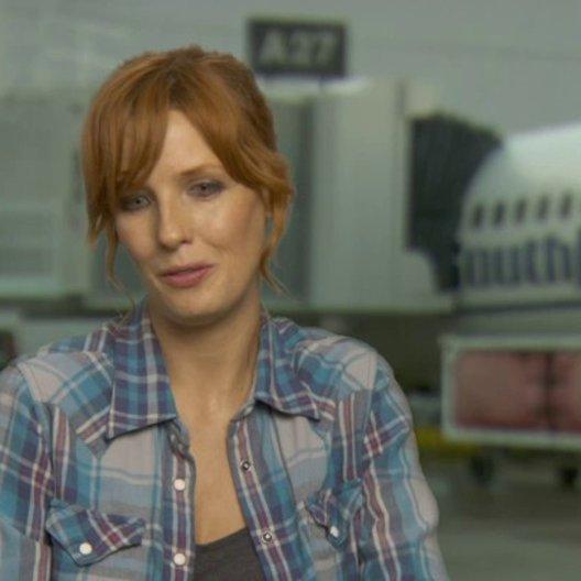 Kelly Reilly - Nicole - über Robert Zemeckis - OV-Interview