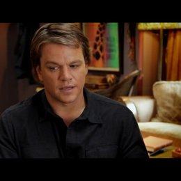 Matt Damon - Benjamin Mee - über den Film - OV-Interview