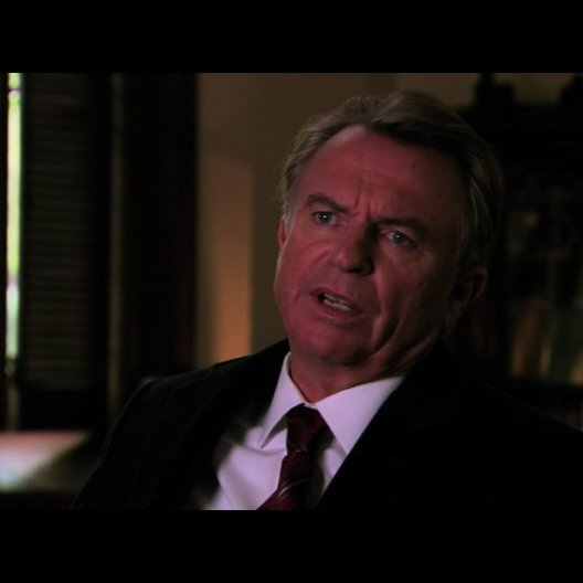Sam Neill ueber den Film - OV-Interview