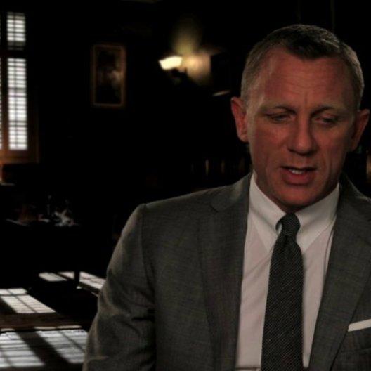 Daniel Craig über das Endprodukt - OV-Interview