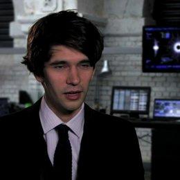 Ben Wishaw über seine Rolle - OV-Interview