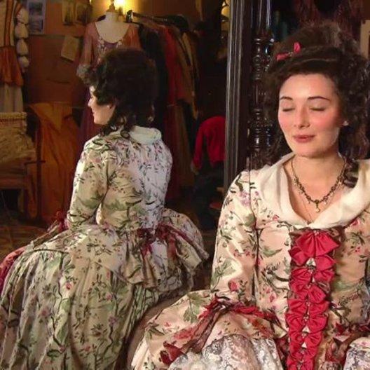 Maria Ehrich - Gwendolyn Shepherd - über ihre Rolle Gwen - Interview