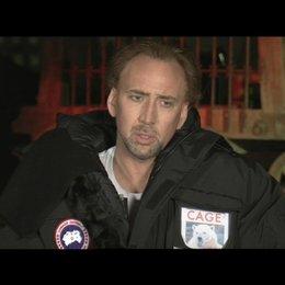 Nicholas Cage über Dominic Sena - OV-Interview