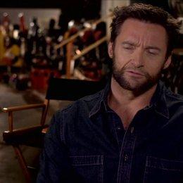 Logan über Wolverine als Aussenseiter - OV-Interview