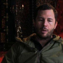 Eric Newman über die Dreharbeiten China - OV-Interview