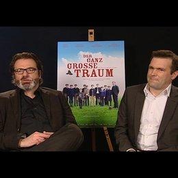 Anatol Nitschke und Raoul Reinert (Produzenten) über die Adaption eines historischen Stoffs fürs Kino - Interview