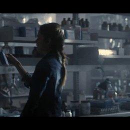 Im Labor Zombies greifen an - Szene