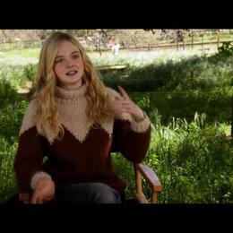 Elle Fanning - Lily Miska - über ihre Rolle - OV-Interview