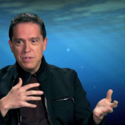 Lee Unkrich - Co-Director - über den Look des Films - OV-Interview
