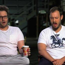 Seth Rogen und Evan Goldberg über das Casting ihrer Traumbesetzung - OV-Interview