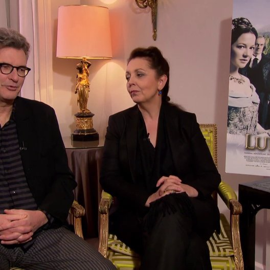 Peter Sehr und Marie Noelle über ihr Interesse an der Person Ludwig - Interview