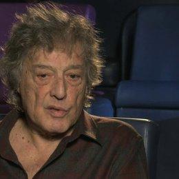 Tom Stoppard über Levin - OV-Interview