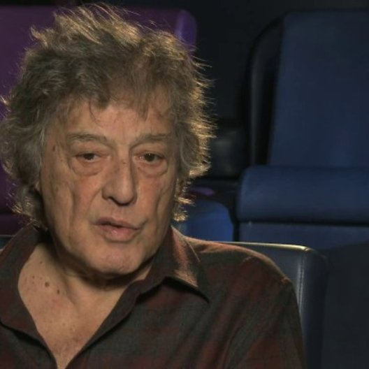 Tom Stoppard über Levin - OV-Interview