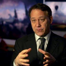Sam Raimi (Regisseur) über die Bandbreite der Welt von Oz - OV-Interview