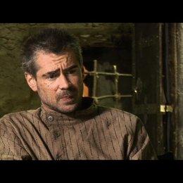 Colin Farrell ueber seine Rolle - OV-Interview