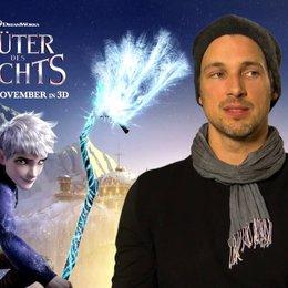 Florian David Fitz - Jack Frost - was den Film ausmacht - Interview
