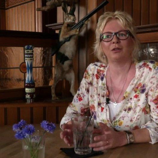 Rita Falk - Roman-Autorin - wie es zu ihrer Krimi-Reihe rund um den Dorfpolizisten Franz Eberhofer kam - Interview