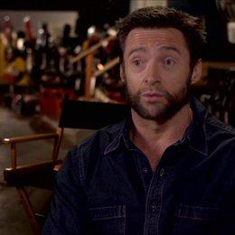Logan über James Mangold - OV-Interview