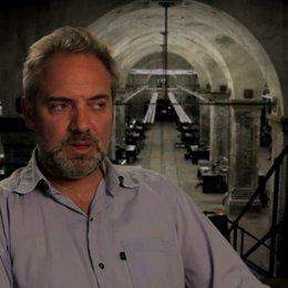 Sam Mendes über die Besetzung - OV-Interview