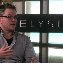 Matt Damon über seine Rolle - OV-Interview