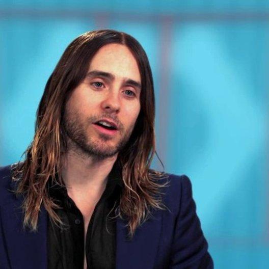 Jared Leto - Rayon - über Rayons Humor - OV-Interview