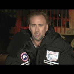 Nicholas Cage über das was Behmen und Felson verbindet - OV-Interview