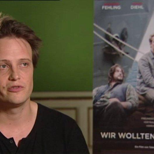 August Diehl (Andreas Hornung) über die Geschichte - Interview