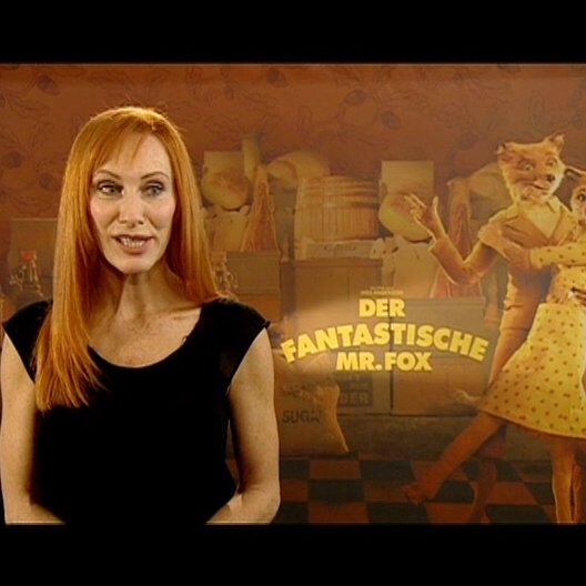 Andrea Sawatzki über Animationsfilme - OV-Interview