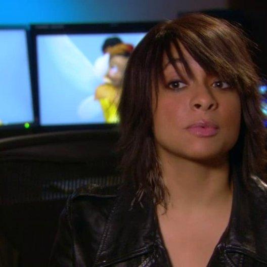 Raven Symone - Iridessa - über die Animationen - OV-Interview