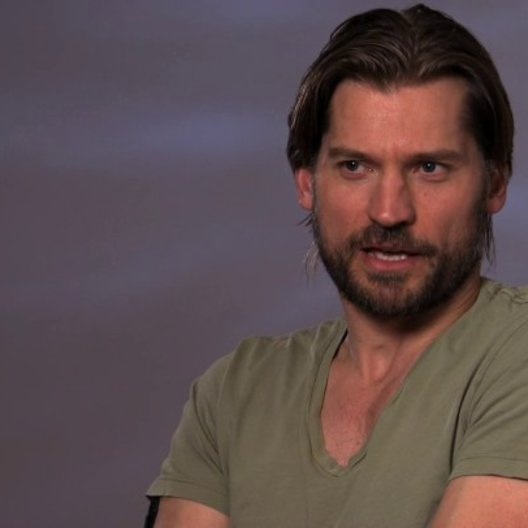 Nikolaj Coster Waldau über Regisseur Andy Muschietti - OV-Interview