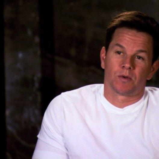 Mark Wahlberg über die Begegnung von John mit Ted - OV-Interview