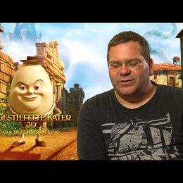 Elton - deutsche Stimme HUMPTY ALEXANDER DUMPTY - über seine Rolle HUMPTY ALEXANDER DUMPTY - Interview