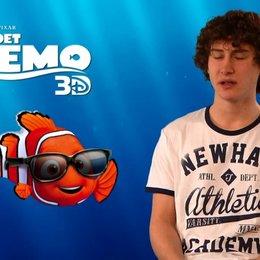 Domenic Redl - Synchronstimme Nemo - über seine heutige Taetigkeit als Synchronsprecher - Interview