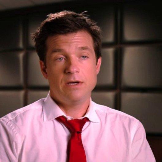 Jason Bateman über seine Figur - OV-Interview