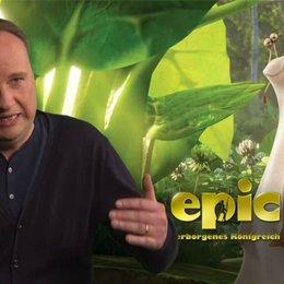 Oliver Welke -Grub- über Mandrake - Interview