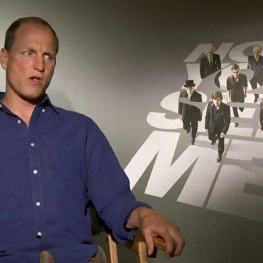 Woody Harrelson - Merritt McKinney - wem der Film gefallen wird - OV-Interview