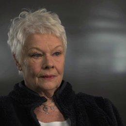 Judi Dench - Philomena -  über die Dreharbeiten - OV-Interview