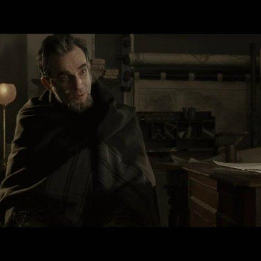 Lincoln spricht über Euclid - Szene