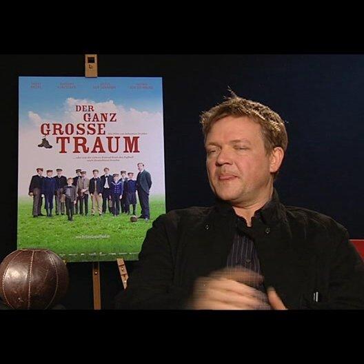 Justus von Dohnanyi (Richard Hartung) über die Figur Richard Hartung - Interview