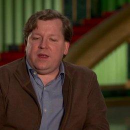 David Lindsay Abaire (Drehbuchautor) über das Originaldrehbuch und was diesem hinzugefügt wurde - OV-Interview