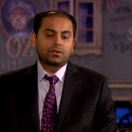 Palak Patel (Ausführender Produzent) darüber dass der Film eine Disney Produktion ist - OV-Interview