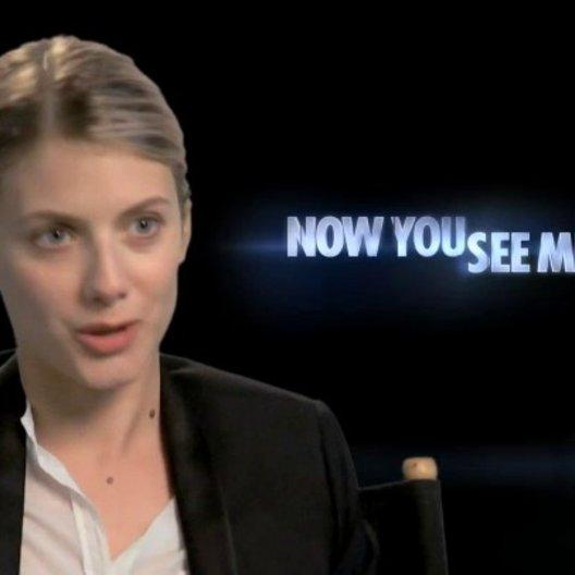 Melanie Laurent - Alma Dray - was sie an ihrer Rolle mag - OV-Interview