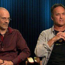 Ian Gooding und Mike Gabriel - Art Directors - Mike über das Vfx-Team - OV-Interview