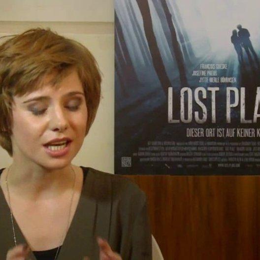 Josefine Preuss (Jessica) über 3D - Interview
