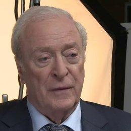 Michael Caine - Arthur Tressler - über die Arbeit mit Louis Leterrier - OV-Interview