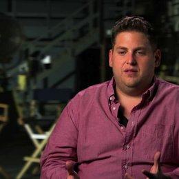 Jonah Hill über den Film - OV-Interview