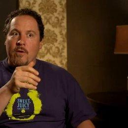 Jon Favreau - Happy Hogan - über die Beziehung zwischen Happy und Pepper - OV-Interview