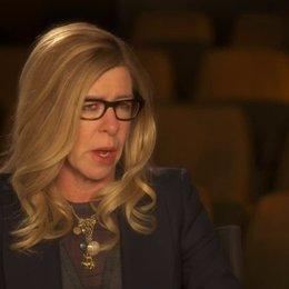 Dede Gardner - Produzentin - über Brad Pitts Rolle Gerry Lane - OV-Interview
