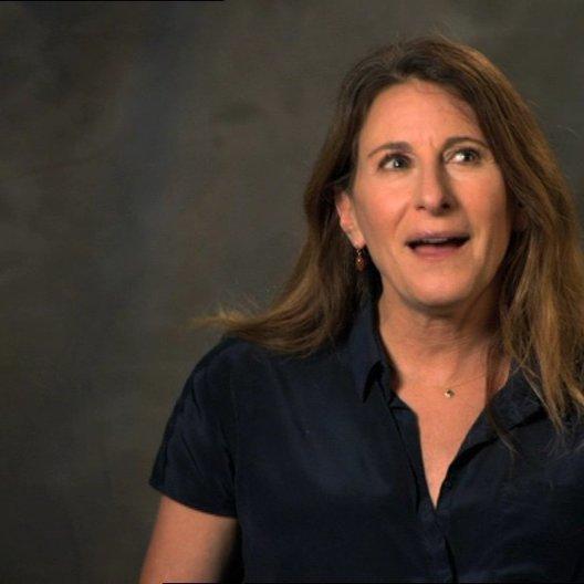 Nicole Holofcener - Autor & Regisseurin - über das Casting von Julia Louis-Dreyfus - OV-Interview