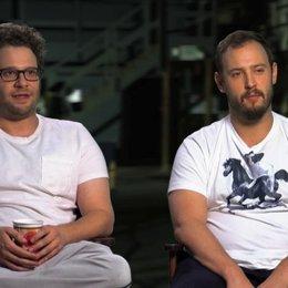 Seth Rogen und Evan Goldberg über die Chemie zwischen den einzelnen Darstellern - OV-Interview
